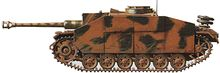 World War 2 Tanks - German StuG III