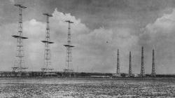 One of the vital 'Radar' stations on the East coast of England.
